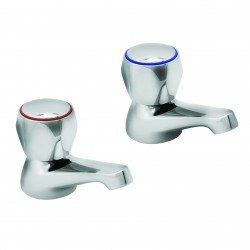 Methven Deva Profile Brass Chrome Tap Range