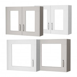 Kartell Astley Mirror Cabinet Wall Mounted