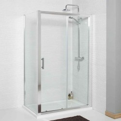 Kartell Koncept Sliding Door Rectangle Shower Enclosure