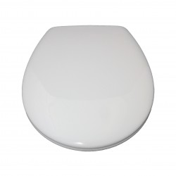 Oval Shape White Soft Close Quick Release Kartell Toilet Seat Top Fix with Fittings