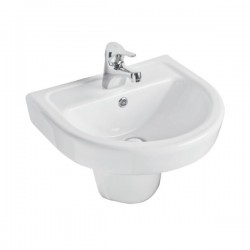 Kartell Ratio Ceramic Semi Pedestal With Basin