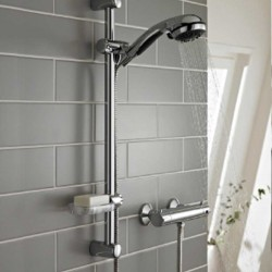 Kartell Plan Exposed Thermostatic Mixer Showers