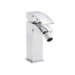 Kartell Flair Brass Mono Bidet Mixer