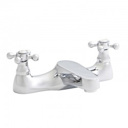 Kartell Viktory Brass Bath Filler