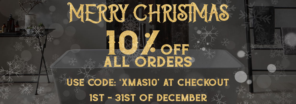 10% off orders. Code: XMAS10